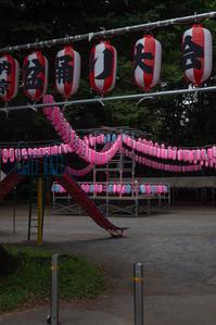 盆踊り大会 - 彩りの軌跡