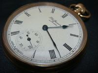 アンティーク イギリス王室御用達 J.W.Bensonの懐中時計 - アンティーク(骨董) テンナイン