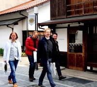 津和野散策 沙羅の木さん 4/11其の三 - べルリンでさーて何を食おうかな?