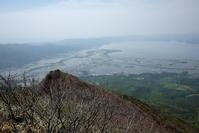 磐梯山中編登頂 - アサクフカク