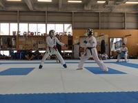 高松中央と練習試合 - 大阪学芸 空手道応援ブログ