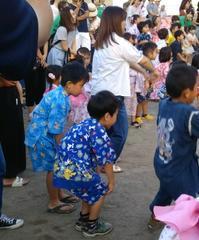 幼稚園夏祭り♪ - may's room  -まったりマヤの部屋-
