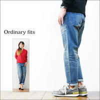ordinary fits [オーディナリー フィッツ] 5POCKET ANKLE DENIM used wash 3YEAR [OM-P020] 5ポケットアンクルデニム MEN'S/LADY'S - refalt   ...   kamp temps