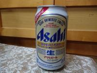 7/26  アサヒ生ビール & 国産うな重半額@西友 - 無駄遣いな日々