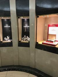 オメガフェア開催中 - 熊本 時計の大橋 オフィシャルブログ