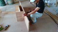 永池の家 木工事後半です。 - 木楽な家 現場レポート