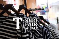 """2018 Summer T-Shirtフェア for SALE!...7/27fri"" - SHOP ◆ The Spiralという館~カフェとインポート雑貨のある次世代型セレクトショップ~"