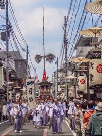 京の暑い日 - シセンのカナタ