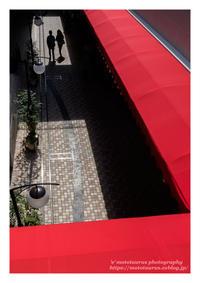 赤い屋根 - ♉ mototaurus photography