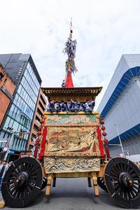 祇園祭2018月鉾・菊水鉾曳初め - 花景色-K.W.C. PhotoBlog