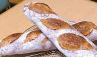 猛暑でもバゲット - ~あこパン日記~さあパンを焼きましょう