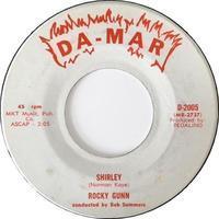 Rocky Gunn – Shirley / Gotta Travel On - まわるよレコード ACE WAX COLLECTORS