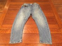 "ARCH&LINE""DENIM 5PK BANANA PANTS""【AL812406】 - LOB SHOP"