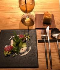 707、   Ristrante  fanfare - KRRKmama@福岡 の外食日記