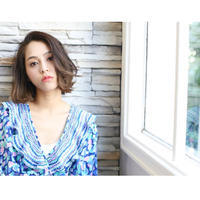 重く見えがちなボブを外ハネボブへ、、、 - 渋谷のヘアサロンROOTSのブログ