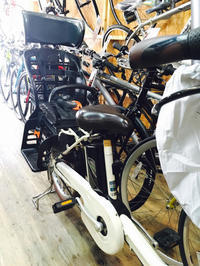 電動自転車の修理日! - 自転車屋 TRIPBIKE