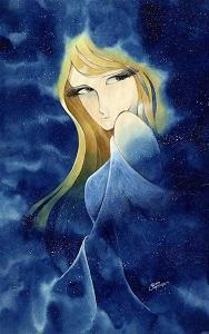 夢日記宇宙船~女神 #570 - 「 K 」 Diary