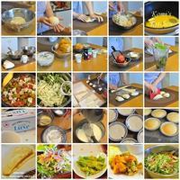 7月のKomi's Kitchen 2種のスパイスカレー - Awesome!