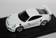 1/64 Spark PORSCHE 911 GT3 RS - 1/87 SCHUCO & 1/64 KYOSHO ミニカーコレクション byまさーる