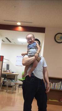 1歳健診 - 乳姉と子牛の日記