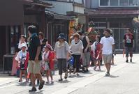 20180727 【祇園祭】子供神輿 - 杉本敏宏のつれづれなるままに