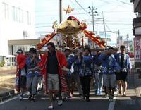 20180727 【祇園祭】神輿渡御 - 杉本敏宏のつれづれなるままに