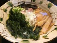 長岡でもトップクラスの知名度の高いを誇るお店  いち井  長岡にて - 味オンチの味道楽
