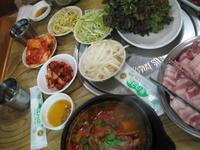 26年振りの韓国その1(食べる編) - いけのさい~子育てと教育の一隅を照らす