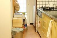 お台所の奥...見せられなかった場所。 - キラキラのある日々