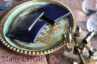 革の宝石ルガトー・マネークリップと名刺入れ・時を刻む革小物 - 時を刻む革小物 Many CHOICE~ 使い手と共に生きるタンニン鞣しの革