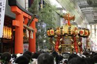 京都三条会商店街 -祇園祭・還幸祭(その4)- - MEMORY OF KYOTOLIFE