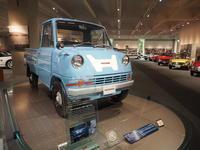 2018.07.05 ホンダコレクションホール 2F 4輪市販車 - ジムニーとカプチーノ(A4とスカルペル)で旅に出よう