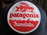 パタゴニアのフライングフィッシュのトラッカーハット - Questionable&MCCC