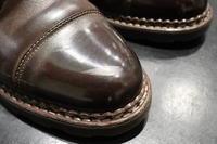 アニリンカーフクリームとハイシャイン - 玉川タカシマヤ靴磨き工房 本館4階紳士靴売場