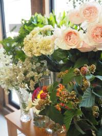 好き、という特別な感情について - 「花」と「自分」を楽しむ花教室*  fleur Nature-フルール ナチュール-