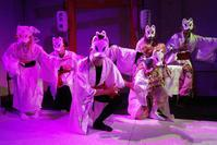 Photos from our pre-departure open dress rehearsal:公開稽古画像 - WE are KASO JOGI 私たちは仮想定規です