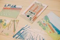 【再掲】meceloインタビュー - たなかきょおこ-旅する絵描きの絵日記/Kyoko Tanaka Illustrated Diary