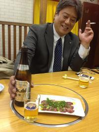 バイバイ!!立ち呑みのりぴー(涙) - スカパラ@神戸 美味しい関西 メチャエエで!!