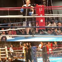 活気溢れる後楽園ホ-ル - 本多ボクシングジムのSEXYジャーマネ日記