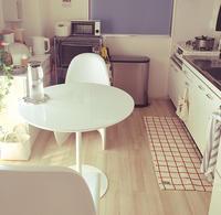 マイホームのキッチンは迷わず壁付けに! - OUR LIFE RHYTHM  by Marika & Kaoru
