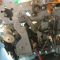 CF-6600 修理開始4日目 - ミナト工房