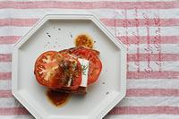 豆腐カプレーゼ - Nasukon Pantry