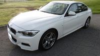 BMW 320i F30 に乗ってみて - @猫にコンバンワ!