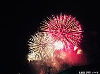 金沢での北國花火大会 - 金沢市 床屋/理容室「ヘアーカット ノハラ ブログ」 〜メンズカットはオシャレな当店で〜