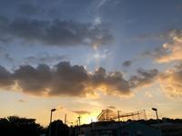 夕日 - まさつねのぶろぐ