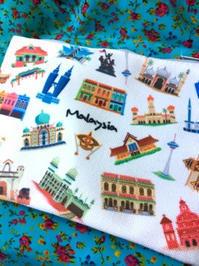 クアラルンプールのお土産選び。 - プラナカンビーズ刺繍  ビーズワークと旅