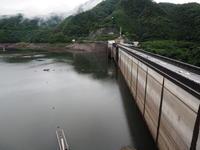 2018.07.06 草木ダムでダムカード - ジムニーとカプチーノ(A4とスカルペル)で旅に出よう