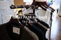 """2018 Summer T-Shirtフェア for SALE!...7/29sun"" - SHOP ◆ The Spiralという館~カフェとインポート雑貨のある次世代型セレクトショップ~"