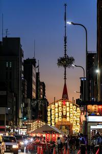祇園祭2018前祭宵々々山 - 花景色-K.W.C. PhotoBlog