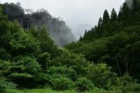 7月28日 霧の峠 - 光画日記